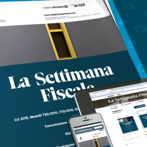 Sole24 Ore Settimana Fiscale